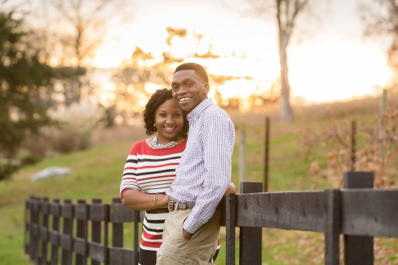 Somerset, KY Engagement : Eryn & Mathew