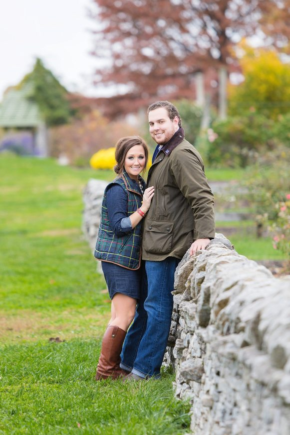 Lexington, KY Engagement : Logan & Brittany