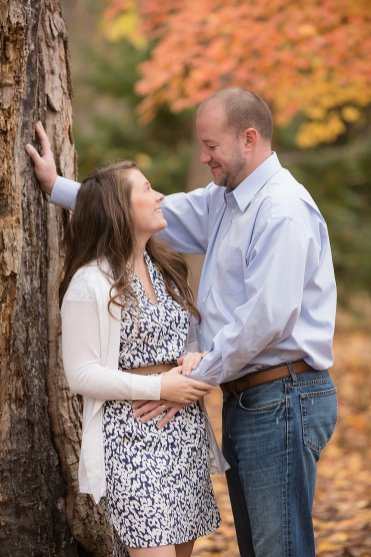 Jake+Lissa's - Engagement Session at Henry Clay