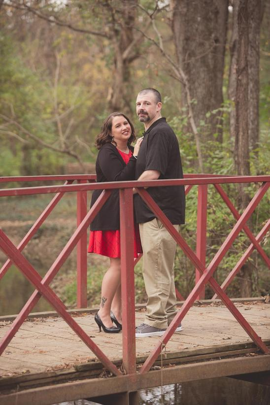 Kelly+Alison Engagement Session at Jacobson Park in Lexington, KY