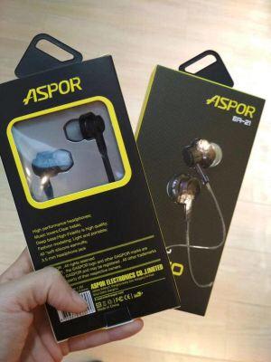 Aspor High Fidelity Stereo Hand Free Ea21