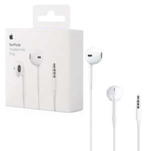 Stereo Hand Free Apple (Good Sound Quality)