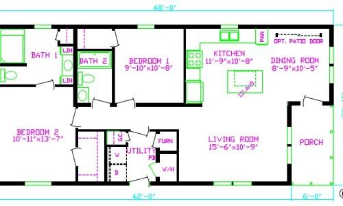 20 Sumac St, Mini Lakes - Floor Plan Photo