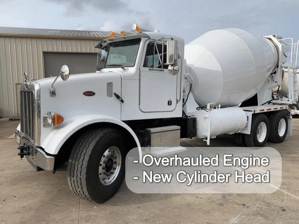 2003 Peterbilt | Used Mixer Truck