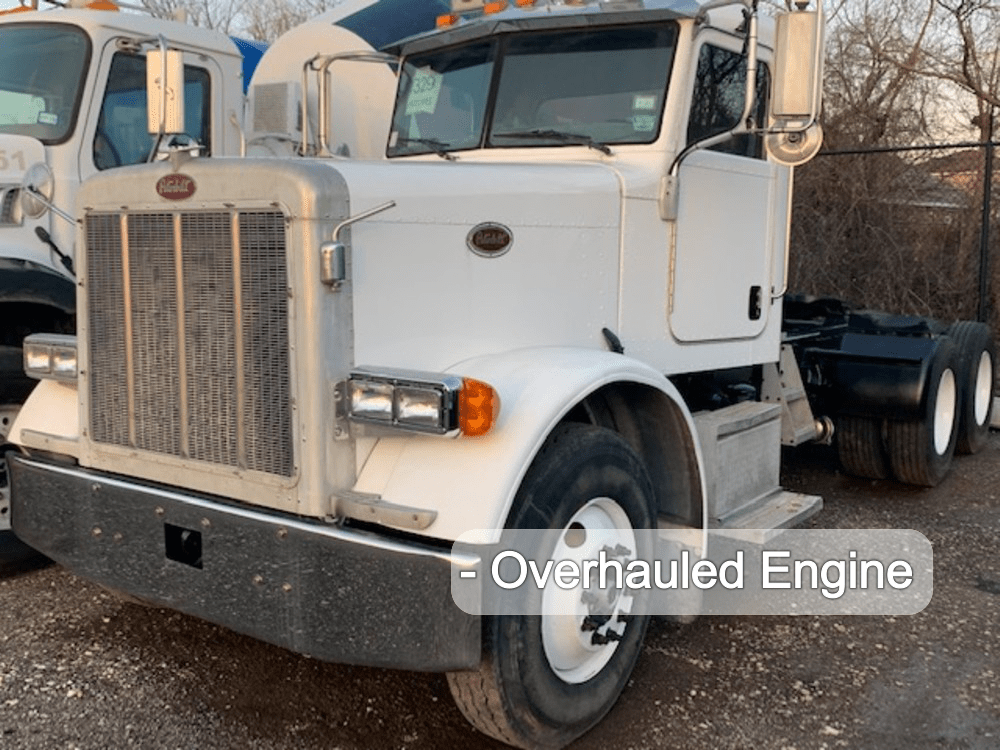Conventional Day Cab Truck