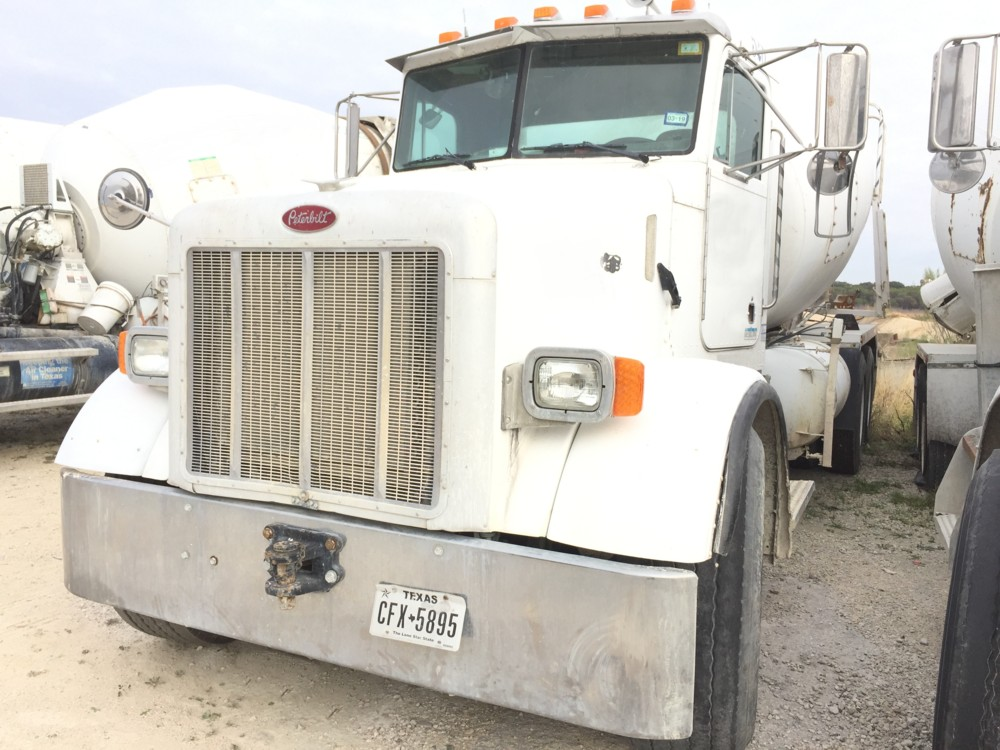 2000 Peterbilt 357 | Used Mixer Truck