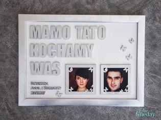 oryginalny prezent ślubny dla rodziców