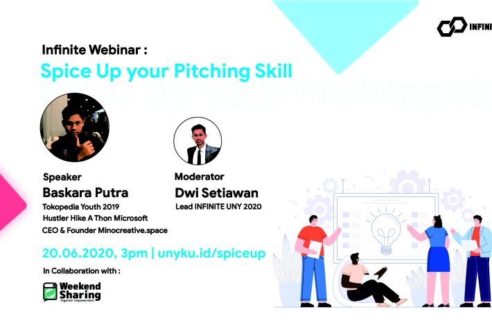 Spice Up your Pitching skill
