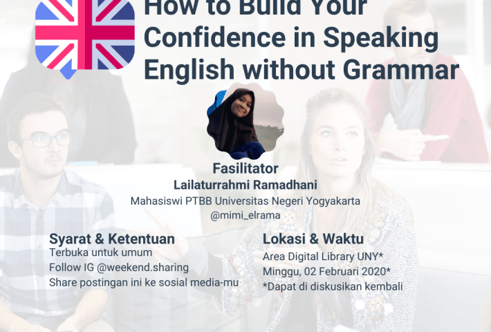 How to Build Your Confidence in Speaking English without Grammar