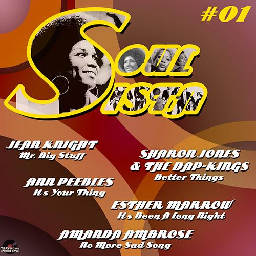 Wesh Conexion - Soul Sista 01 (by Sorcier Apokalyps)