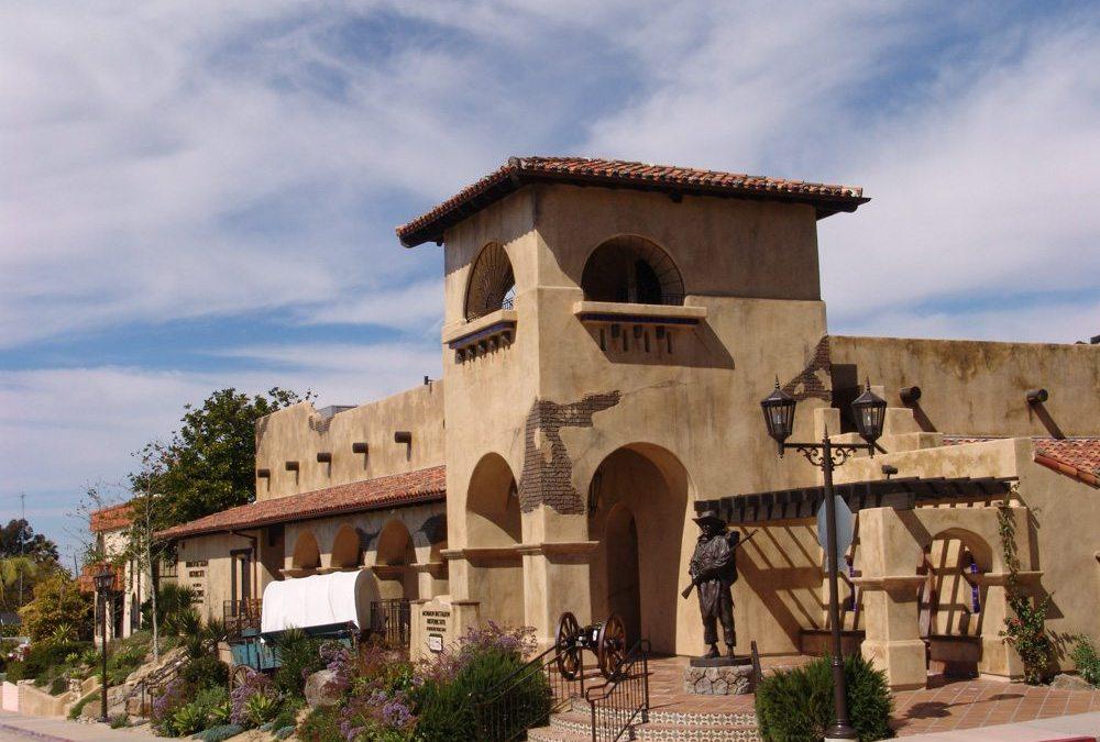 Mormon Battalion Museum
