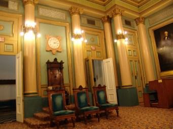 Ionic Hall