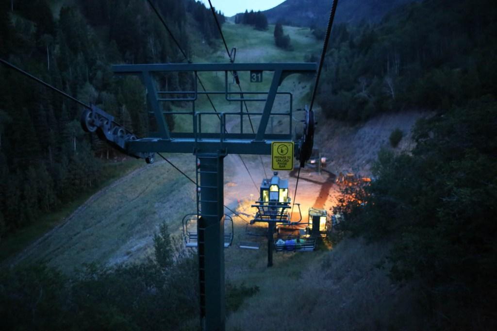 Sundance Ski Lift-0699