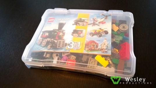 LEGO Travel Kit