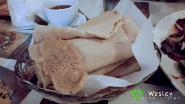 Injera Ethiopian Bread
