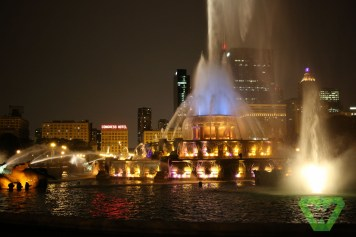 Buckingham Fountain Chicago