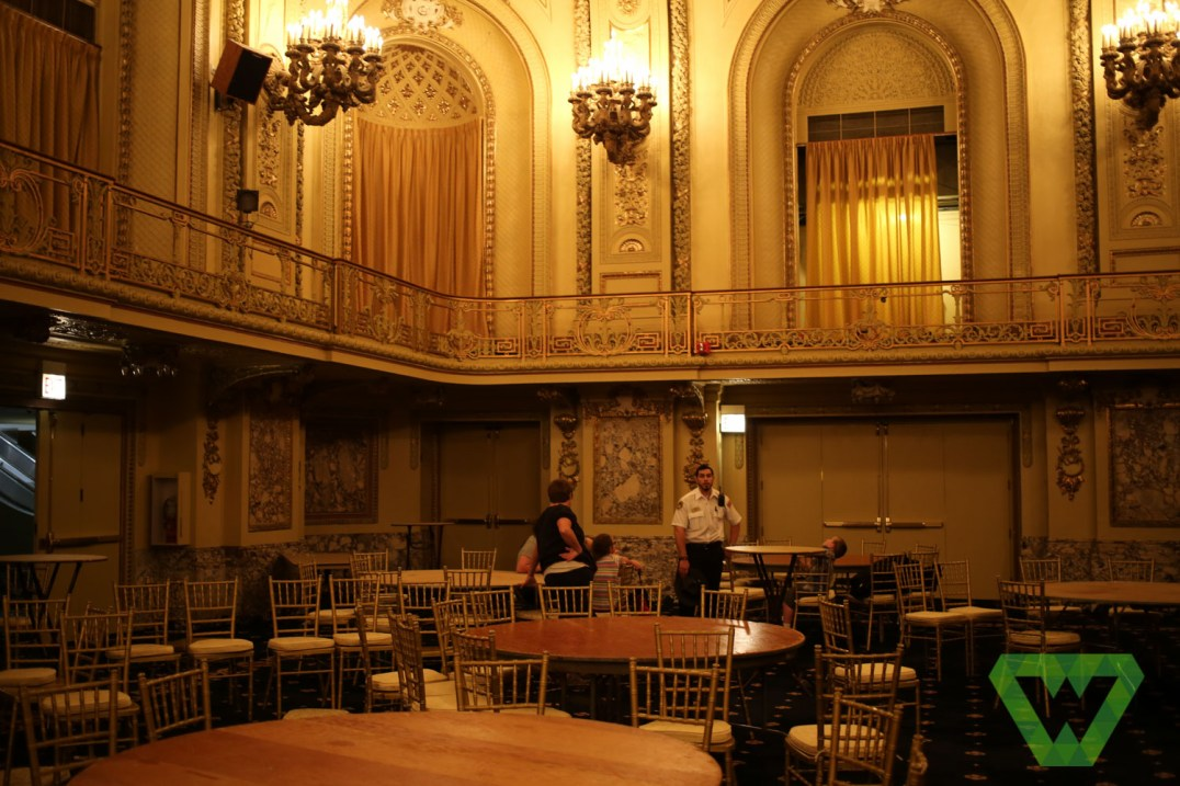 The Congress Hotel Ballroom