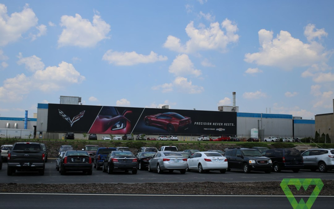 Corvette Factory Tour
