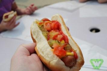 Chicago City Hot Dog