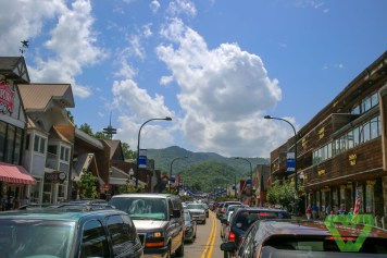Downtown Gatlinburg