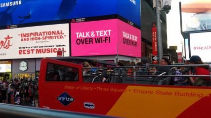 NY Bus Tours