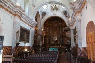 San Xavier Mission