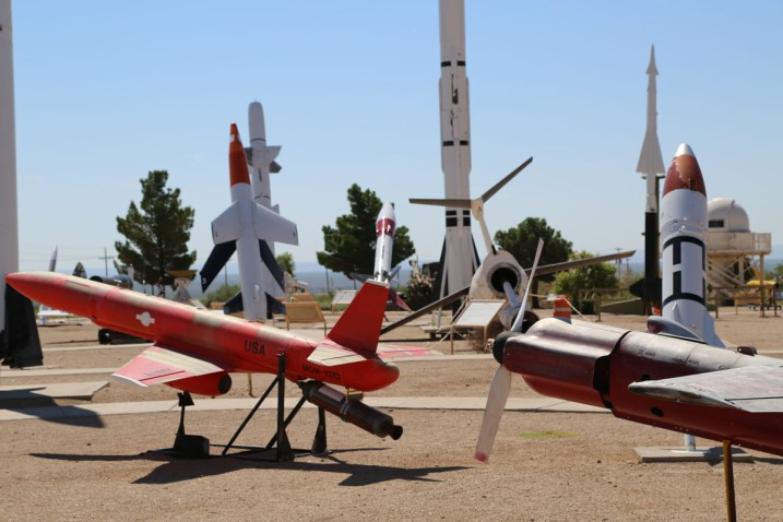 White Sands Missile Museum