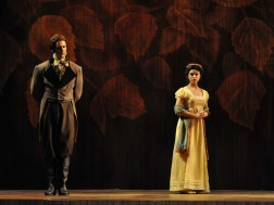 Scenic Painting for Eugene Onegin. Designed by Laura Fine Hawkes and produced by Arizona Opera Company