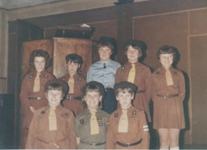 Brownies circa 1966