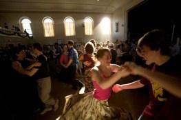 Contradance at Beckham Hall