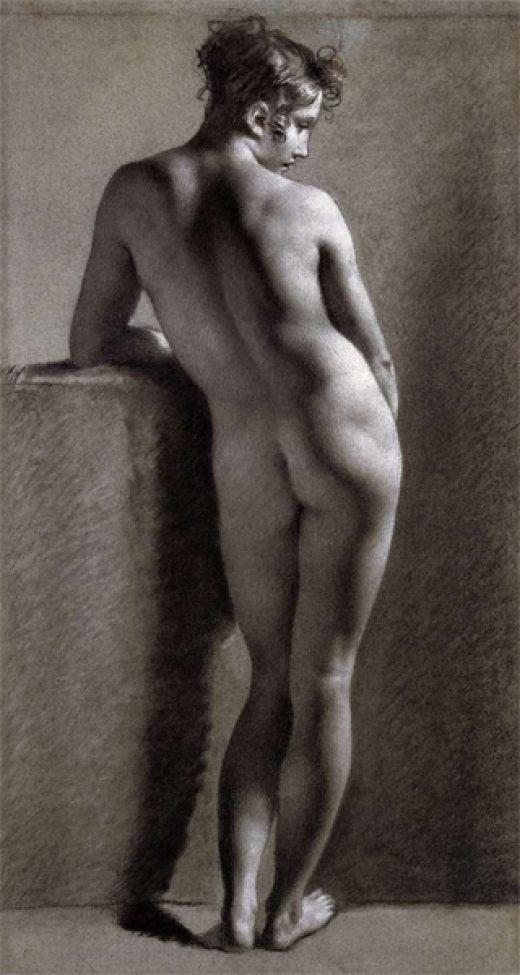 Nude models needed
