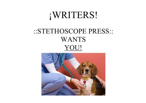 Stethoscope advert