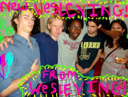wesleying