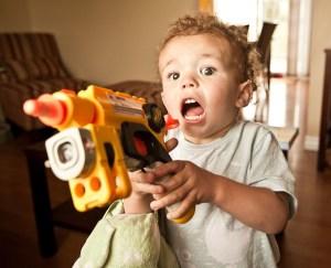Nerf-guns