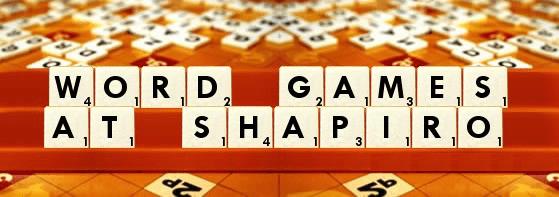 word game night shapiro