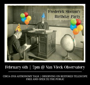 Van Vlack Party