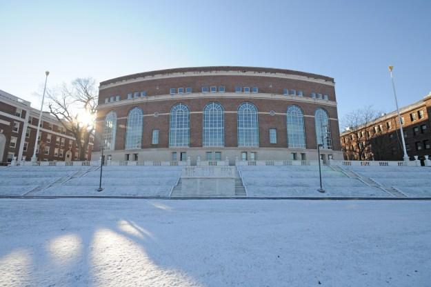 Winter Wesleyan, Jan. 20, 2012.