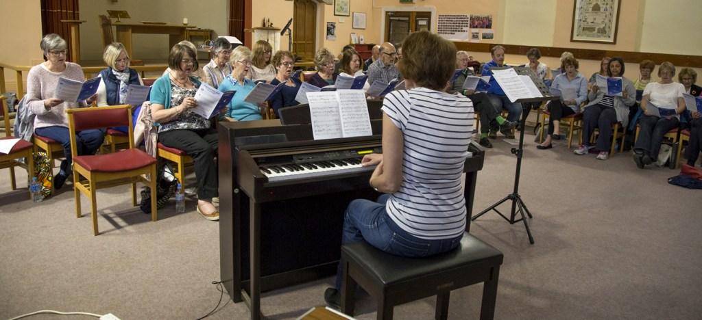 Village Voices choir