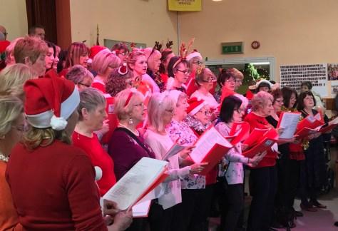 Baildon at Christmas @Wesleys