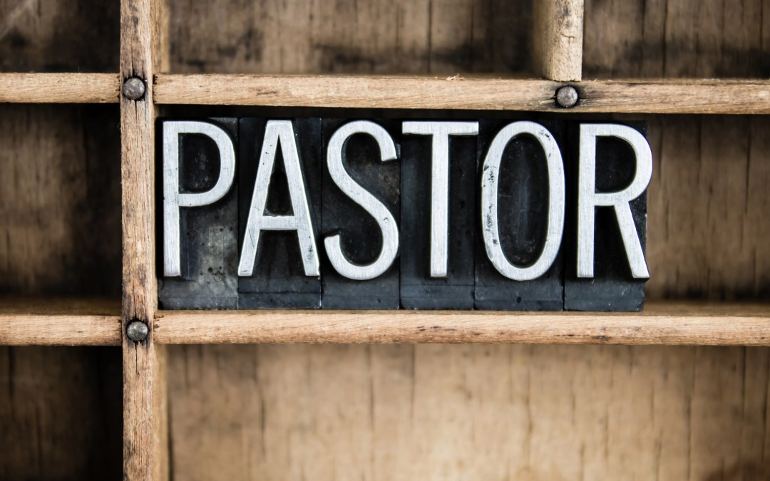 One pastor and the Difference He Made In My Life