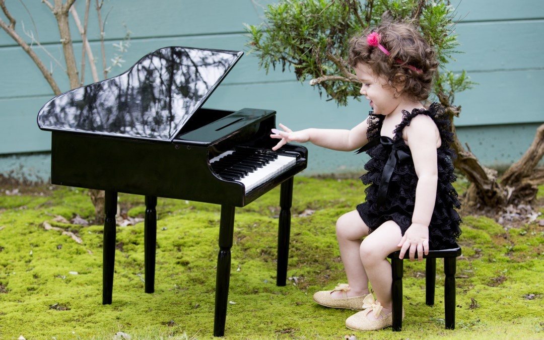 A Little Toy Piano