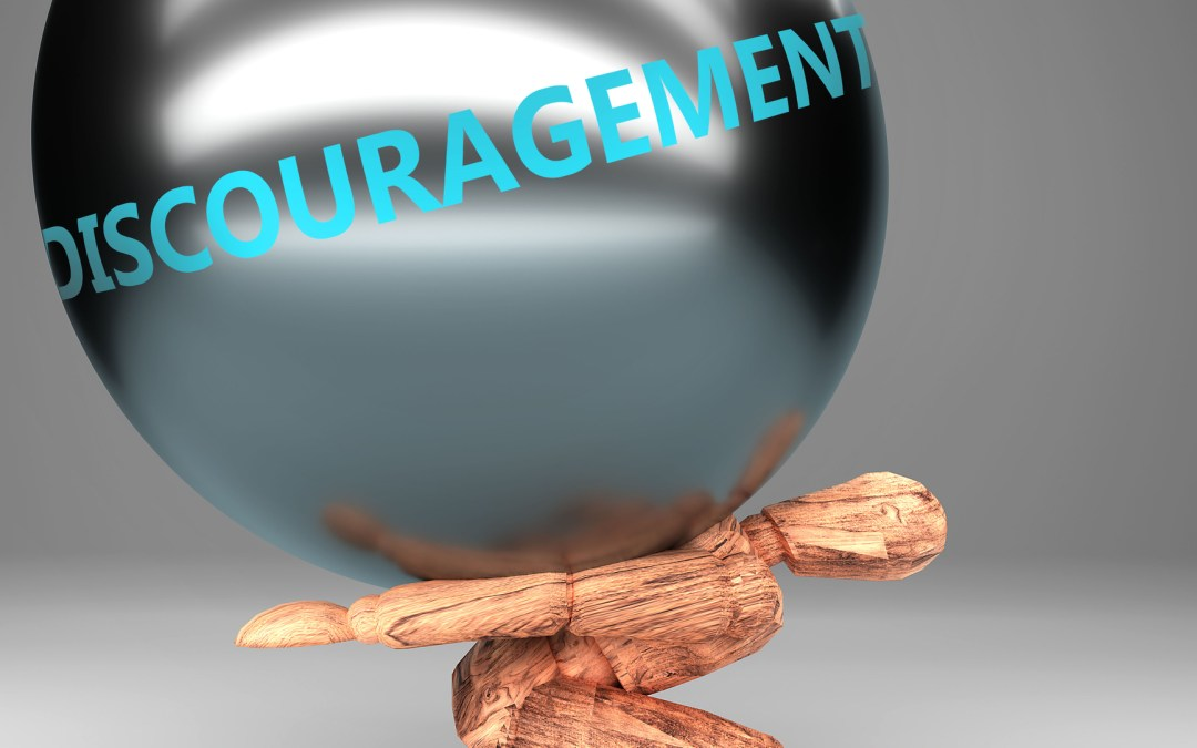Discouragement: What Can I Do?