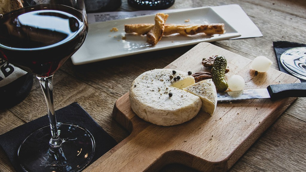 What Cheese Goes with Petite Sirah