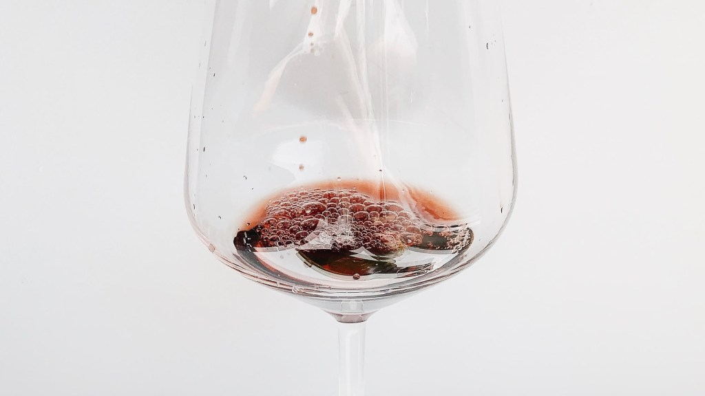 Does Red Wine Have Dye In It