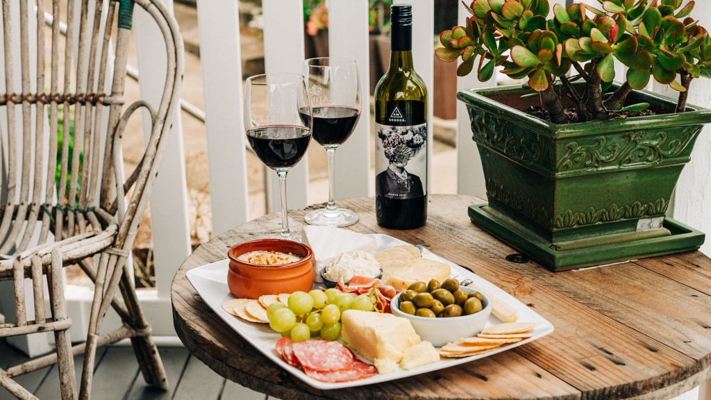 Chateauneuf du Pape cheese pairing