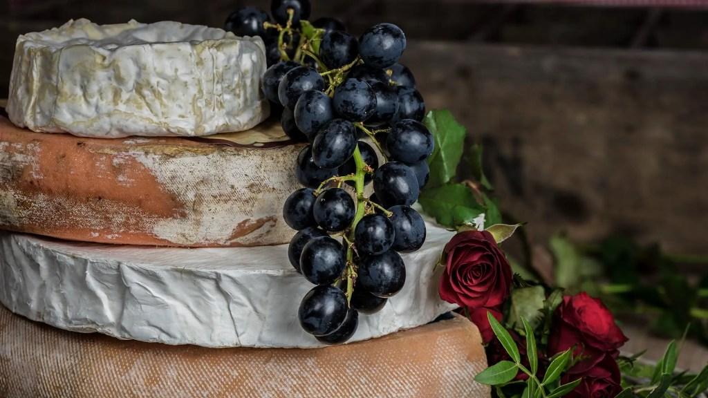 Côtes Du Rhône cheese pairing