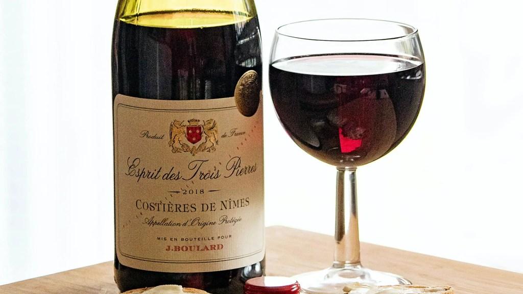 Cotes du Rhone vs Pinot Noir