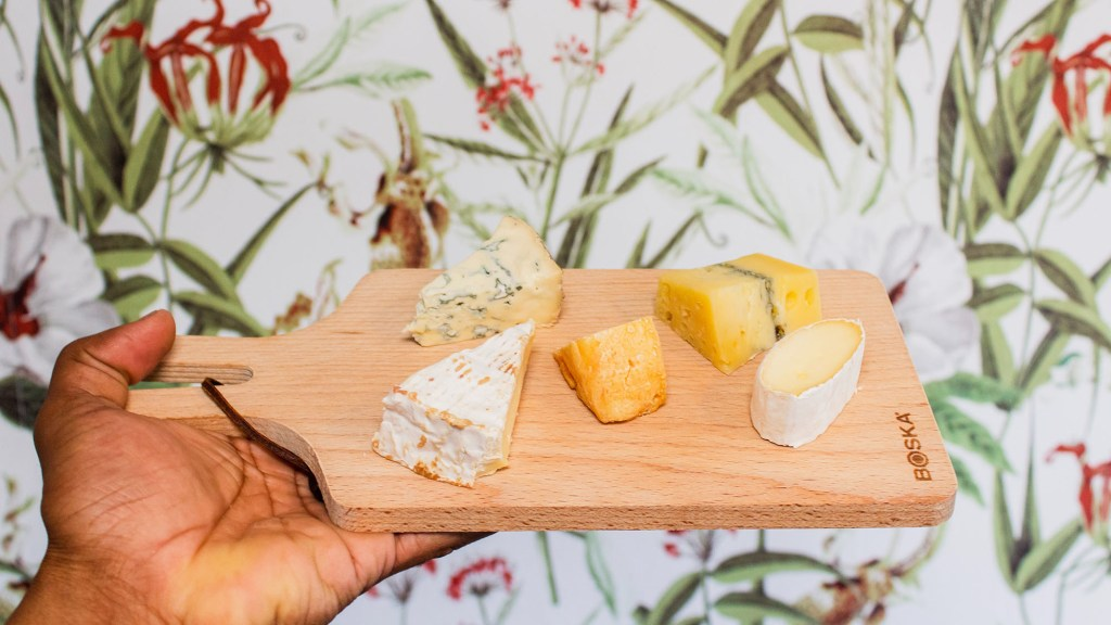 Prosecco cheese pairing