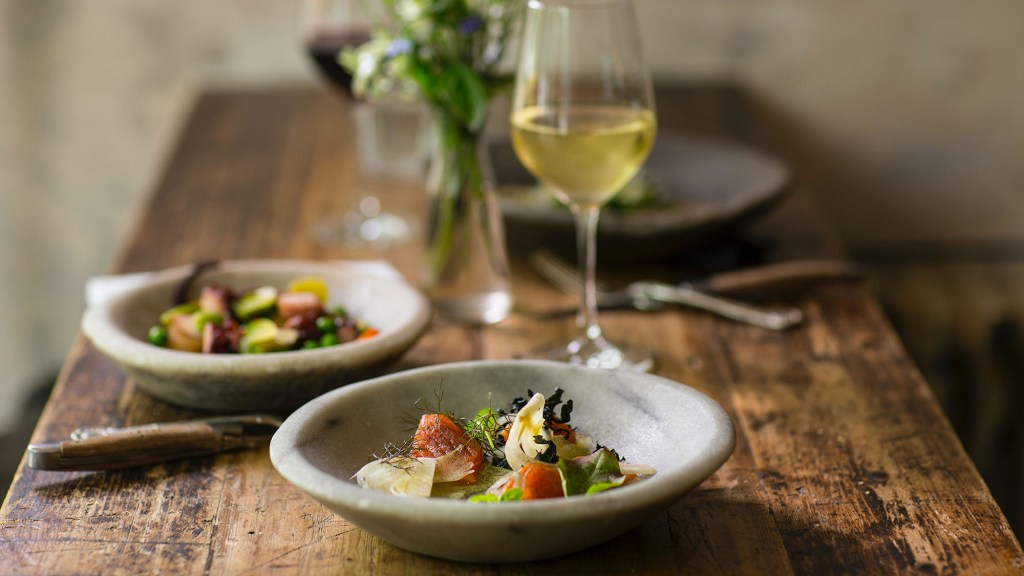 White Bordeaux Food Pairing