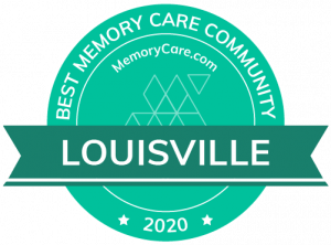 Memory Care Badge